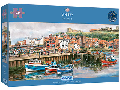 WHITBY HARBOUR 636pc
