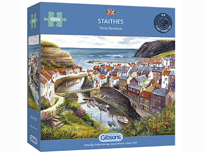 STAITHES 1000pc