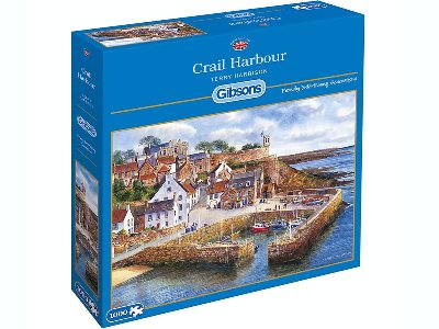 CRAIL HARBOUR 1000pc