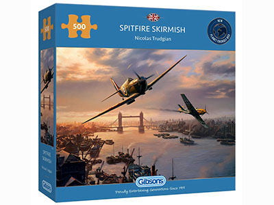SPITFIRE SKIRMISH 500pc