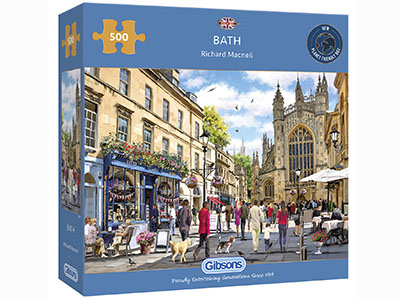 BATH CITY 500pc