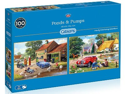 PONDS & PUMPS 2 x 500pc