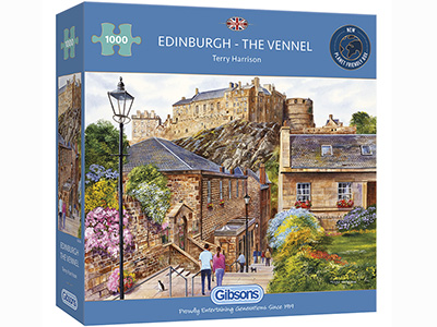 EDINBURGH 1000pc