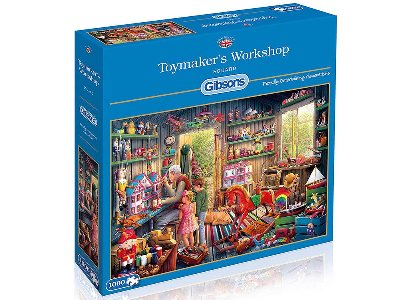 TOYMAKERS WORKSHOP 1000pc