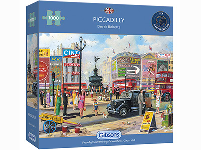 PICCADILLY LONDON 1000pc