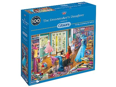 THE DRESSMAKER'S DAUGHTER 1000
