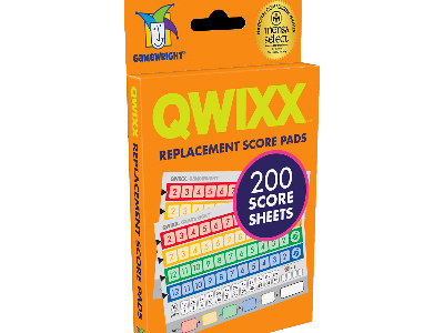 QWIXX Family Dice Game
