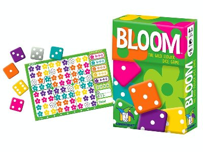 BLOOM Family Dice Game