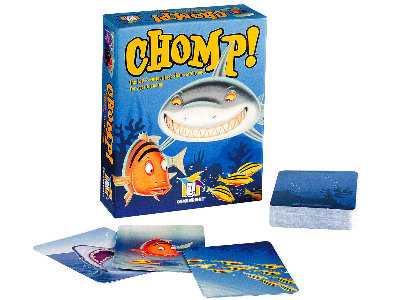 CHOMP Card Game