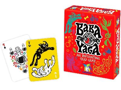 BABA YAGA Enchanting Card Game