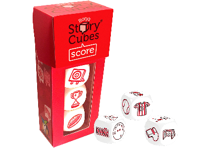 RORY'S STORY CUBES SCORE