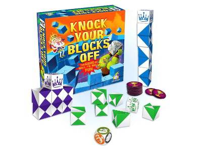 KNOCK YOUR BLOCKS OFF