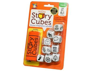 RORY'S STORY CUBES (Blister)
