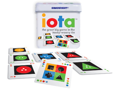 IOTA Card Game in Tin Hangsell