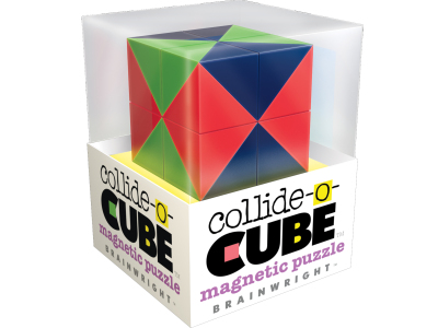 COLLIDE-O-CUBE Magnetic Puzzle