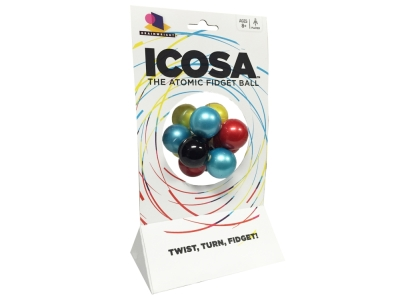 ICOSA Atomic Ball Puzzle