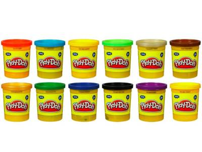 PLAYDOH SINGLE TUB