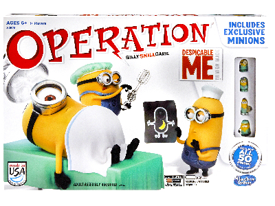 OPERATION DESPICABLE ME