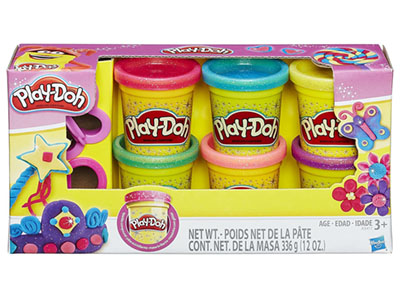 PLAYDOH SPARKLE COMPOUND