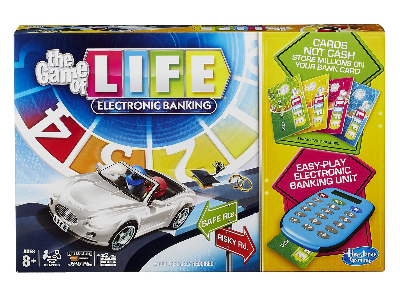 GAME OF LIFE ELECTRONIC BANKNG