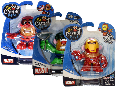 MR POTATO HEAD MARVEL MASHUPS