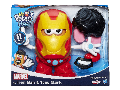 MR POTATO HEAD MARVEL ASTD