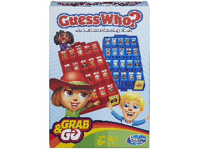 GUESS WHO? GRAB & GO