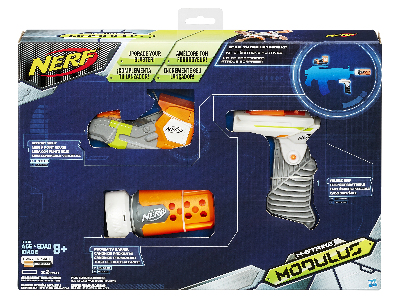 NERF MODULUS STEALTH UPGRADE