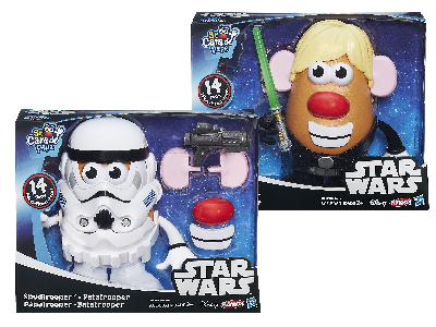MR POTATO HEAD S/W ASSORTED