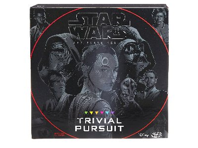 TRIVIAL PURSUIT STAR WARS R1