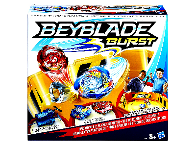 BEYBLADE EPIC RIVALS BATTLESET