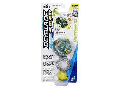 BEYBLADE SINGLE TOPS ASTD W2
