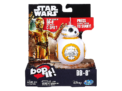 STAR WARS BOP IT BB8
