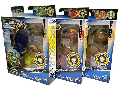 BEYBLADE RIP FIRE PACK