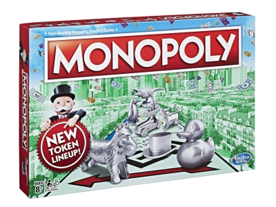 MONOPOLY CLASSIC(NEW TOKENS)