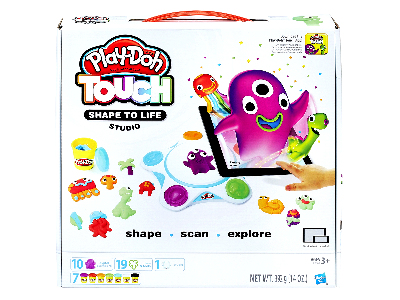 PLAYDOH TOUCH SHAPE TO LIFE