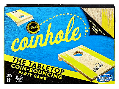 COINHOLE RETRO GAME