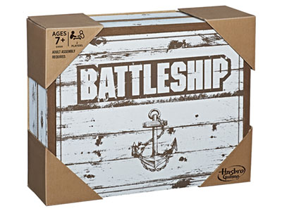 BATTLESHIP RUSTIC SERIES