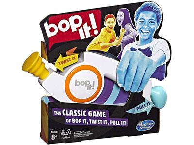 BOP IT - THE CLASSIC GAME