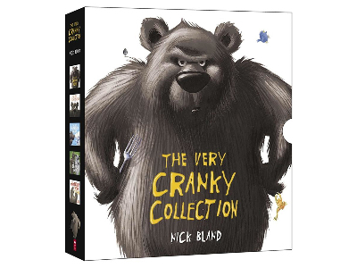 VERY CRANKY COLLECTION SLIPCAS