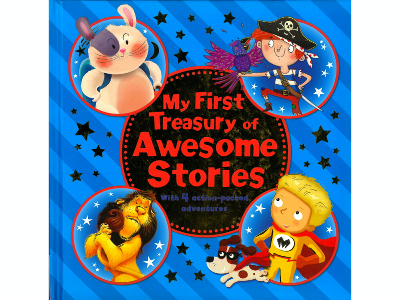 TREASURY OF AWESOME STORIES