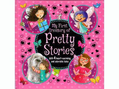 TREASURY OF PRETTY STORIES