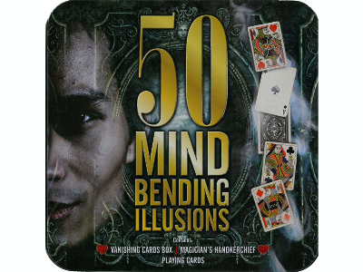 50 BIND BENDING ILLUSIONS