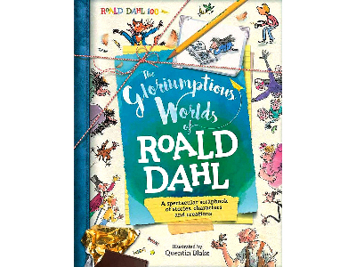 WORLDS OF ROALD DAHL