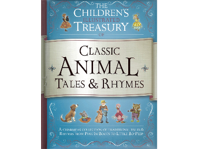 CLASSIC ANIMAL TALES & RHYMES