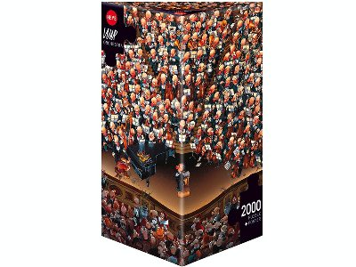 LOUP, ORCHESTRA 2000pc