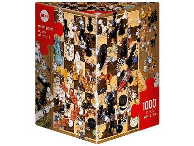 DEGANO, BLACK OR WHITE 1000pc