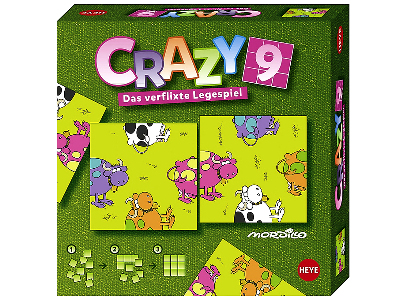 CRAZY 9, MORDILLO COWS
