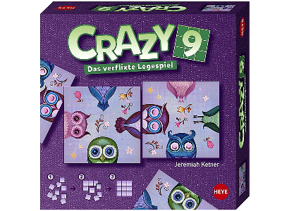 CRAZY 9, KETNA OWLS