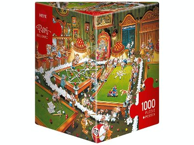 RYBA, BILLIARDS 1000pc